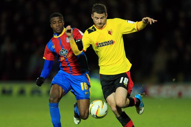 Crystal Palace vs. Watford: Date, Time, TV Info and Preview