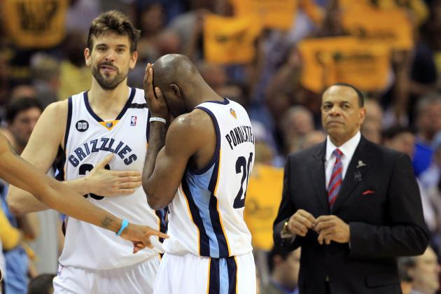 Adjustments Lionel Hollins Must Make to Save Memphis Grizzlies' NBA Finals Dream