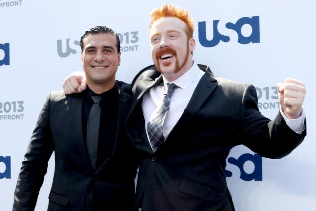 Sheamus and Alberto Del Rio's Similarities Include Unwanted Babyface Characters