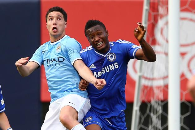 Manchester City's Samir Nasri Keen to Make a Positive Impact for France