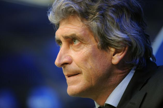 Premier League: Manuel Pellegrini Confirms Man City Remains 'An Option'