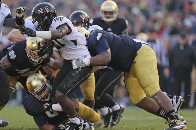 Notre Dame Football: The Weak Link of the 2013 Defense