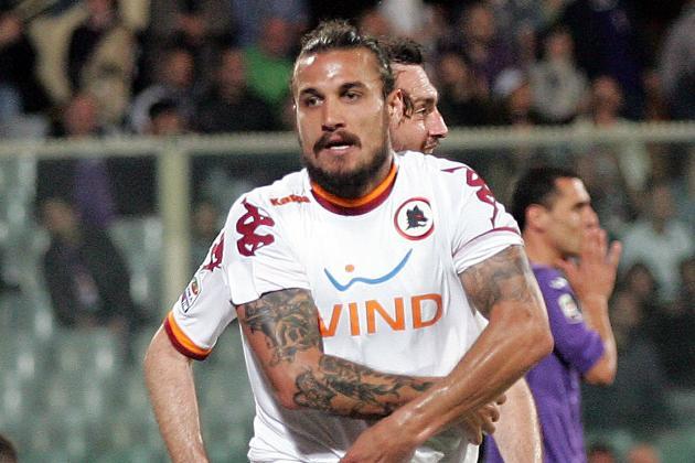 Osvaldo Continues Andreazzoli Feud
