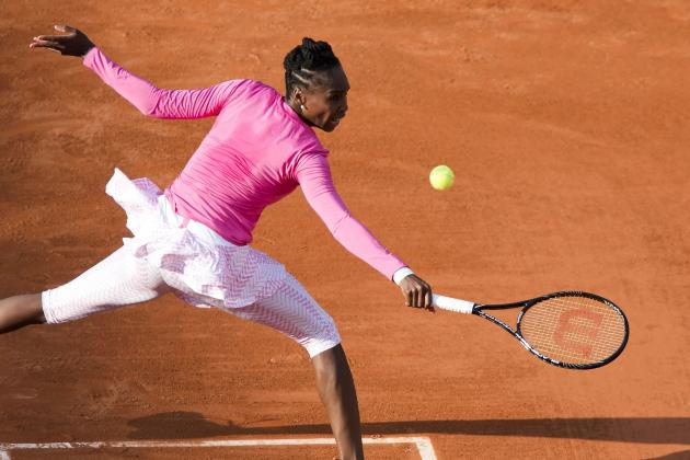 French Open 2013 Results: Highlighting Most Epic 1st-Round Showdowns
