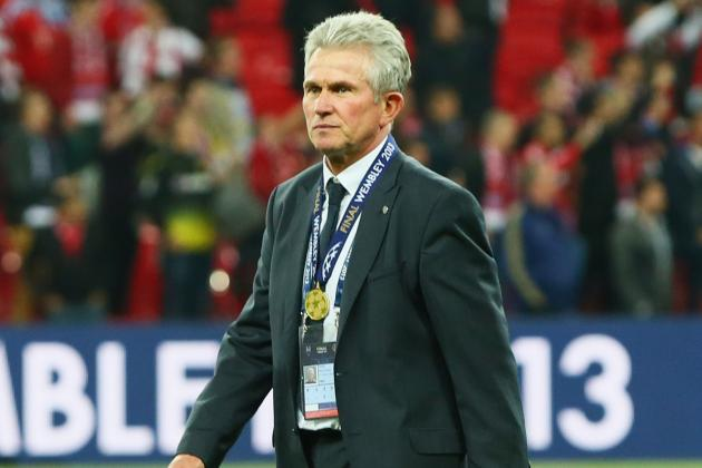 Jupp Heynckes Open to Real Madrid Return, Agent Says