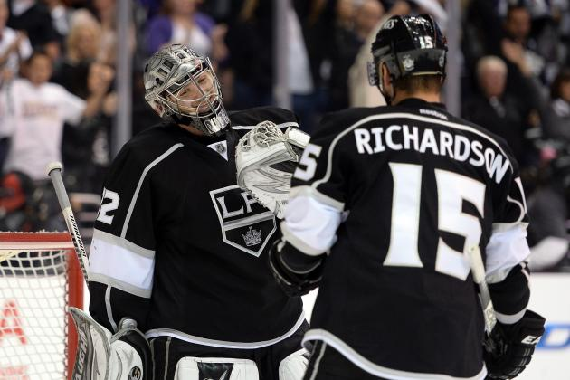 It's All on the Line for Kings After Game 6 Loss to Sharks