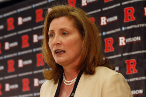Julie Hermann, Rutgers Athletic Director, Accused of Abuse