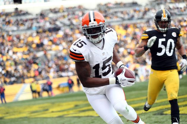 Cleveland Excited About WR Little