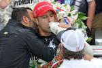 Tony Kanaan Wins Indy 500