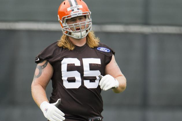 Browns Sign Rookie OL Gilkey