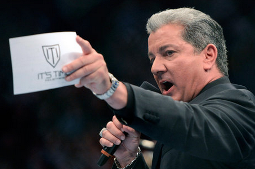 Review of Bruce Buffer's Autobiography