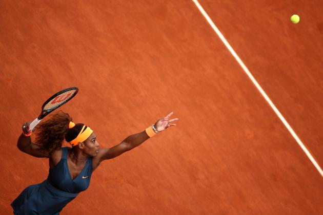 Serena Williams Faces Dangereous Second-Round Opponent in  Caroline Garcia