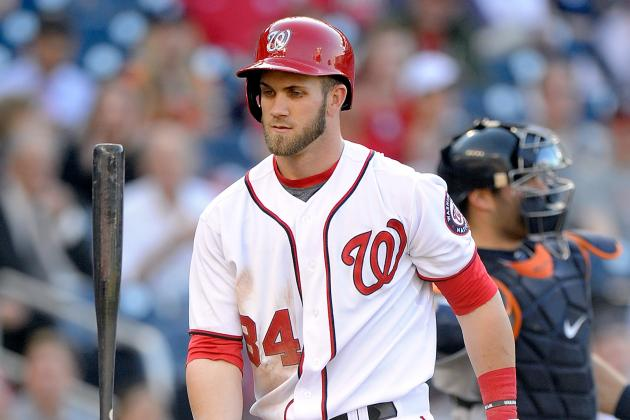 Harper's MRI Comes Back Clean, Diagnosed with Bursitis