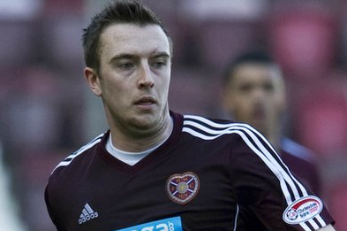 Liverpool's Wilson in Hearts Switch