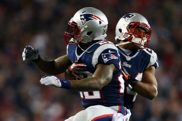 Ridley, Vereen Give Pats Top Tier Rushing Offense Heading into 2013