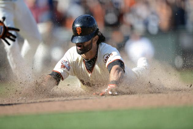 SF Giants' Pagan Dealing with Hammy Strain; Details on Casilla Surgery