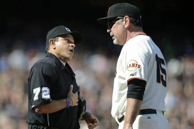 Controversial Calls Enhance Bochy's Belief in Expanded Replay