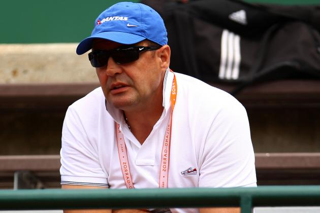 Tomic's Father Banned from French Open After Assault Charge