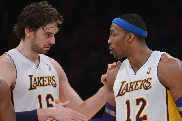 Pau Gasol Fine with Dwight Howard Testing Free Agency