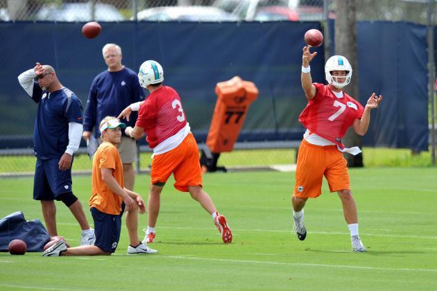 Dolphins Looking to Pick Up the Pace Again This Offseason