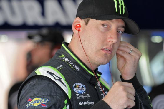 Kyle Busch Misses on Trifecta