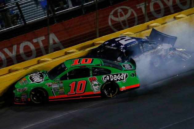 Danica Wrecked by BF Stenhouse
