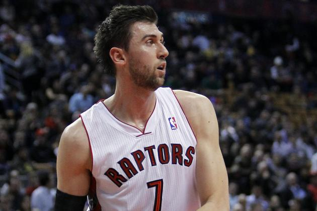 Bargnani to Compete for Italy in Eurobasket