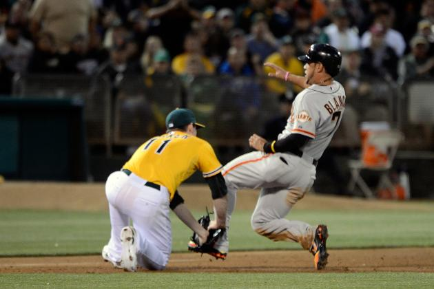 How Important Is the A's vs. Giants 'Battle of the Bay' Series?