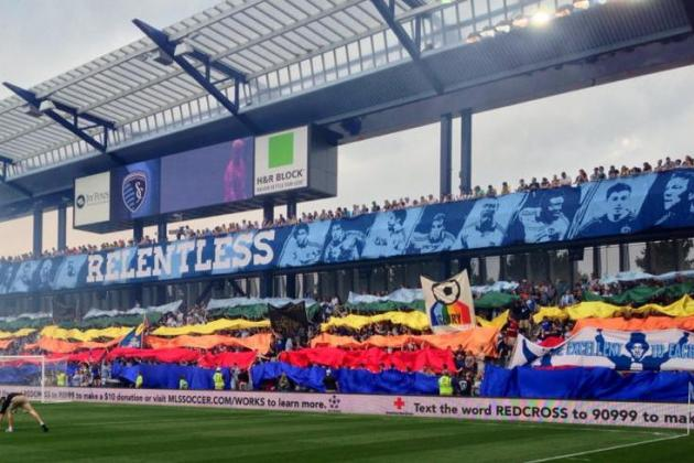 MLS Supporters Groups Are Really Taking Anti-Discrimination Campaign to Heart