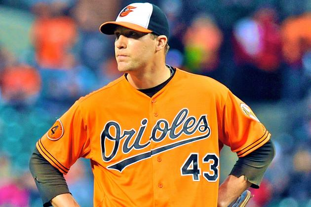 What Has Gone Wrong with the Baltimore Orioles' Once-Dominant Bullpen?