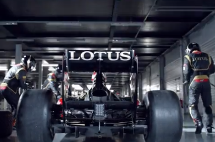 Video: Lotus' Daft Punk Themed Car for Monaco