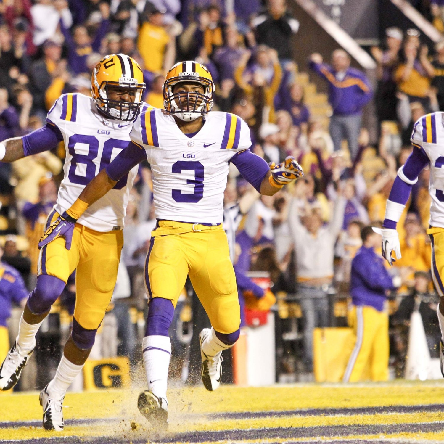 LSU Football: 6 Reasons the Tigers Are Bound to ...