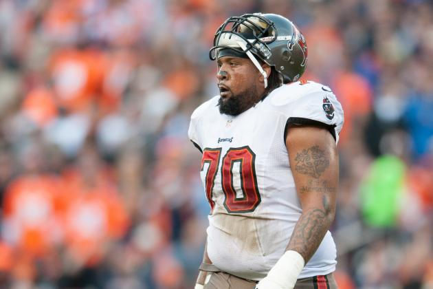 Donald Penn Denies Scale Battle with Tampa Bay Bucs