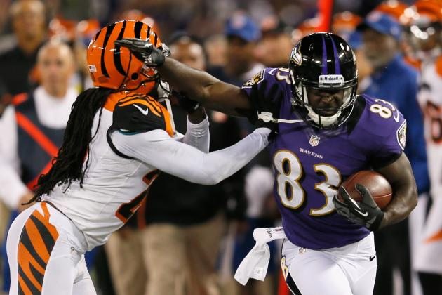 Predicting Who Will Win the Baltimore Ravens' No. 2 WR Battle