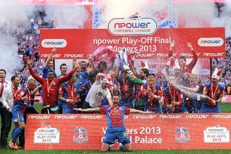 The Value of Promotion to the Premier League for Crystal Palace