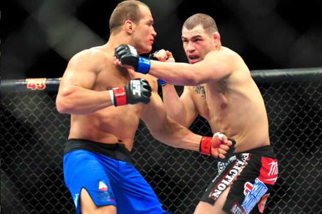 Cain Velasquez, Junior dos Santos in a Class All Their Own