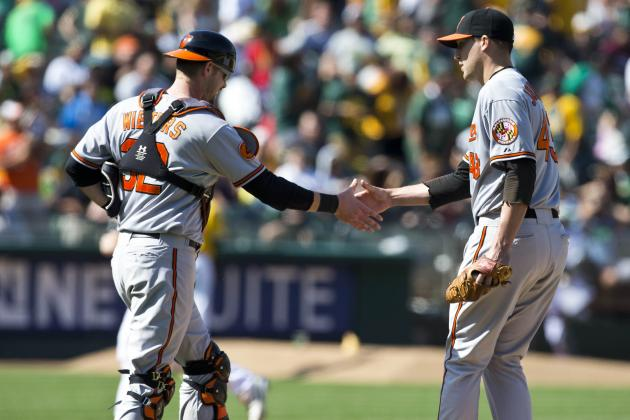 Jim Johnson Allows Four Runs in 9th as Orioles Drop Series Finale to Blue Jays