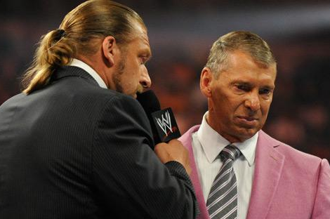 WrestleMania 30 Should Feature Triple H vs. Mr. McMahon with WWE on the Line