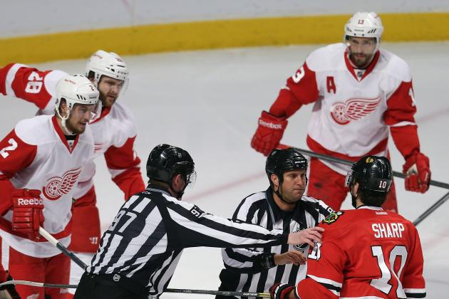 Detroit Red Wings Want to 'Have Some Fun' Tonight