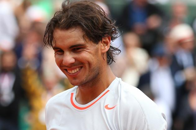 Nadal Favors Transparency in Drug-Testing