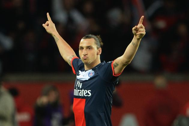 Zlatan Ibrahimovic: Where Could Paris Saint-Germain Striker End Up Next?