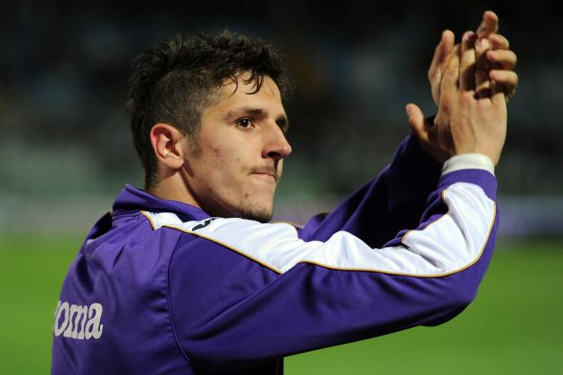 Juventus Transfer News: Juve Ramp Up Stevan Jovetic Pursuit