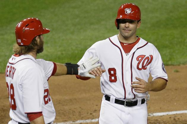 Updates on Danny Espinosa, Jayson Werth and Wilson Ramos