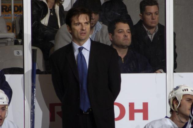 Canucks Ask Maple Leafs About Dallas Eakins