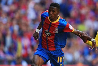'Speechless' Zaha Ends Palace Career on a High with Dream Finish at Wembley