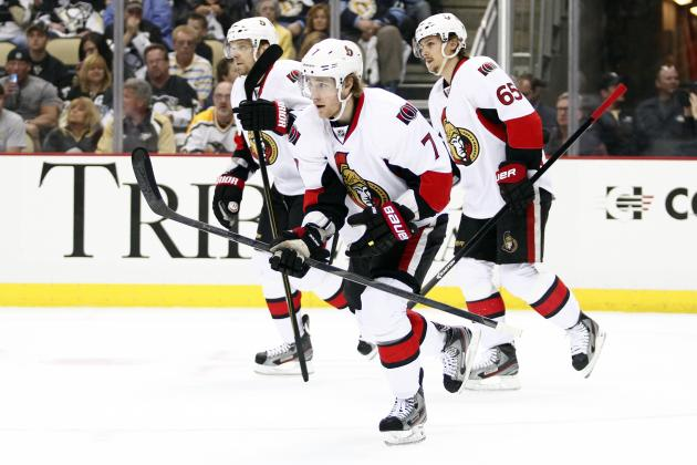 Young Ottawa Senators Learned Valuable Playoff Lesson