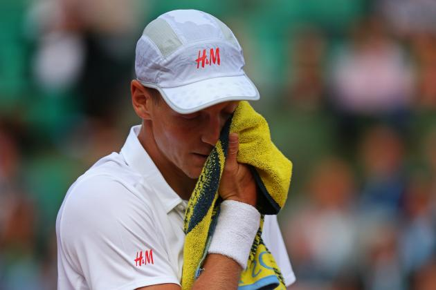 French Open 2013: How Tomas Berdych Upset Affects Men's Draw