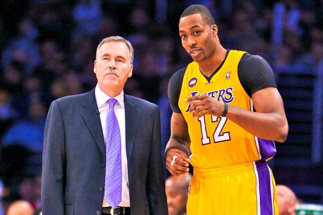 Will Dwight Howard or Mike D'Antoni Define LA Lakers' Post-Kobe Bryant Era?