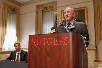 Statement by Rutgers University President Robert L. Barchi