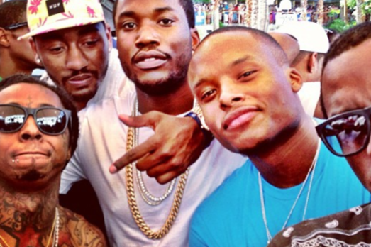 John Wall Parties with Diddy, Lil Wayne in Vegas
